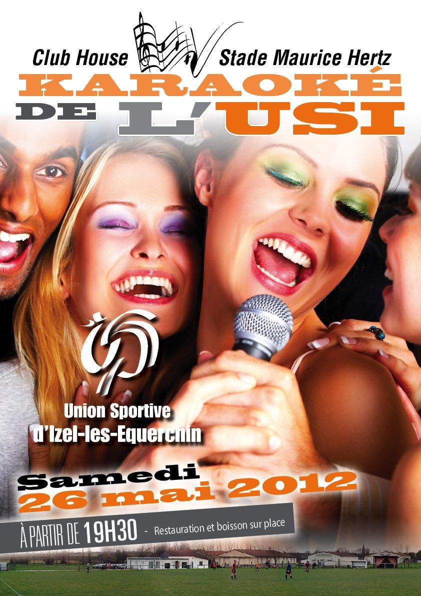 KARAOKÉ DE L'USI Affiche-karaoke-2012